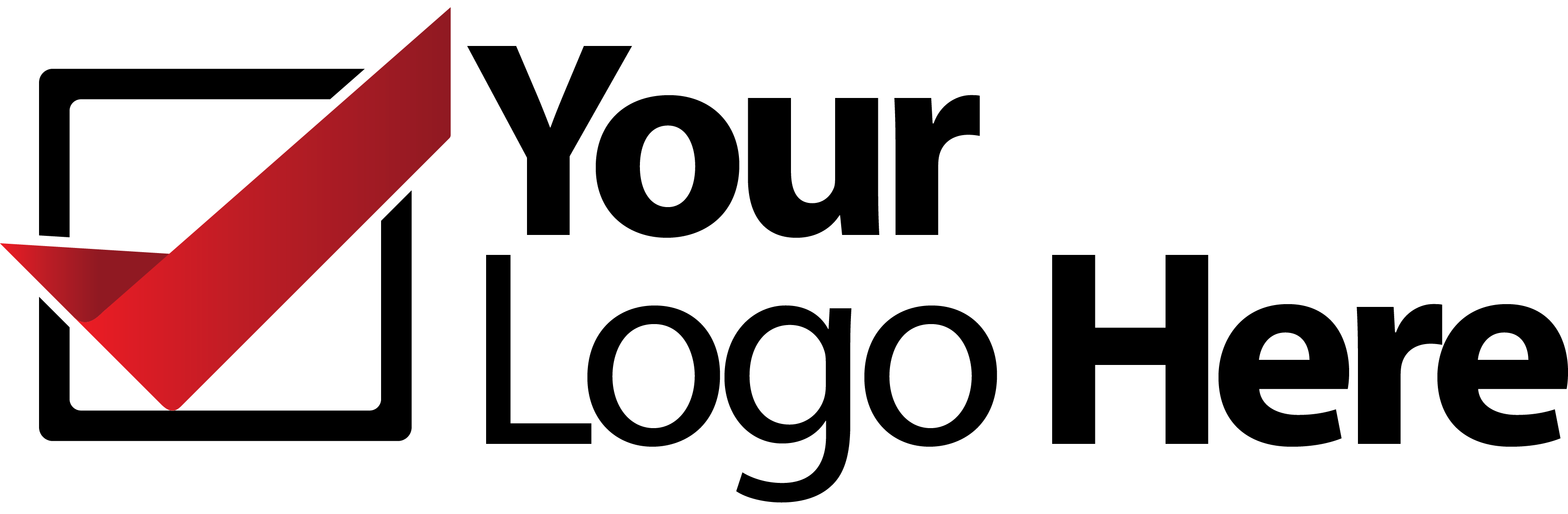 Your Logo Here - Logo